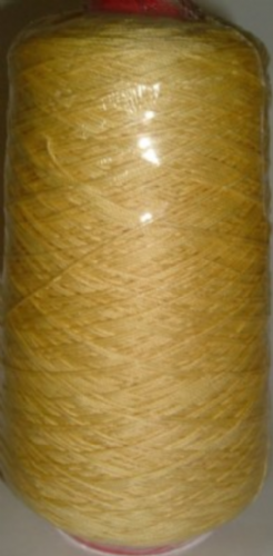 Yeoman Cannele Corded Mercerised Cotton 4ply Banana Y196.035